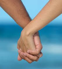Holding hands girlieboy69